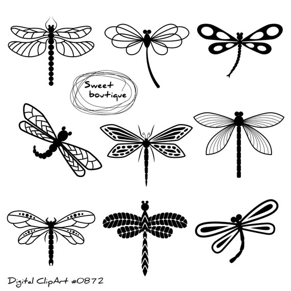 Dragonfly Clipart,Dragonflies Clipart,Dragon Fly Clip Art