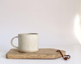 Ceramic mug - pottery mug - coffee, tea - Handmade stoneware - Rebecca Williams Ceramics - birthday present, housewarming gift, mothers day