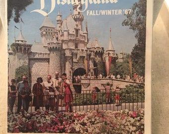 Disneyland Guide fall-winter 1967