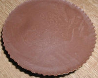 Giant Peanut Butter Cup Chocolate Mold