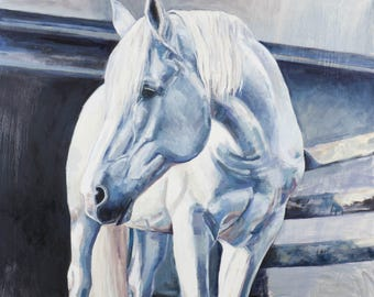 Horse Art, Horse Paintings,