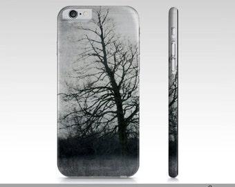 Fine Art iPhone Case, Black Tree iPhone 6 Case, Black White iPhone 6 Case, iPhone Cover, Black And White Phone Case, iPhone 6 Accessories