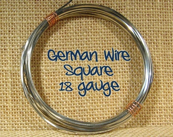 18ga 10ft Square German Wire - DS