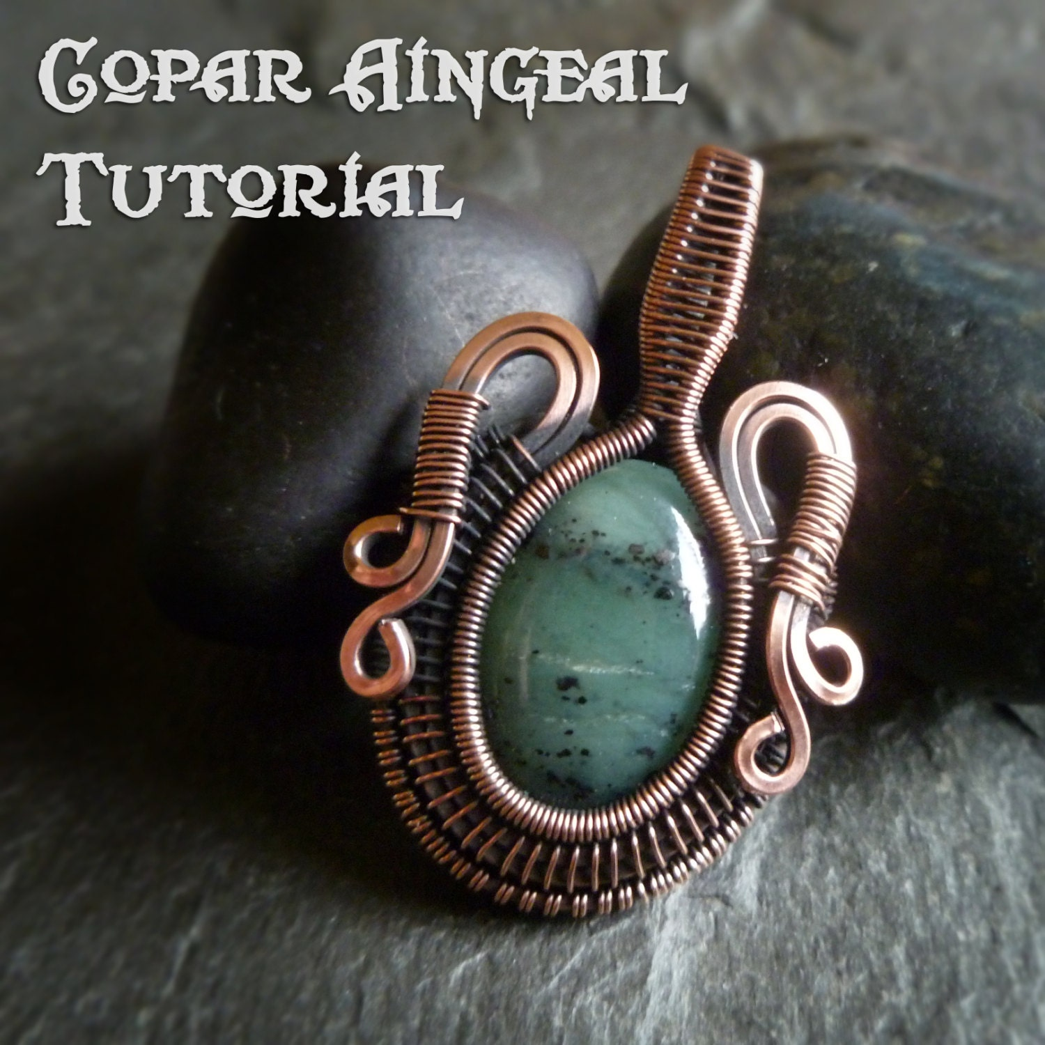 Tutorial temporal vessel wire wrapped pendant lesson for a this is a digital file baditri Images