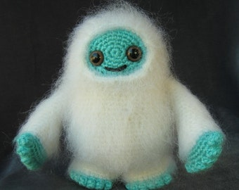 Adorable Monster Amigurumi Pattern PDF - Crochet Pattern