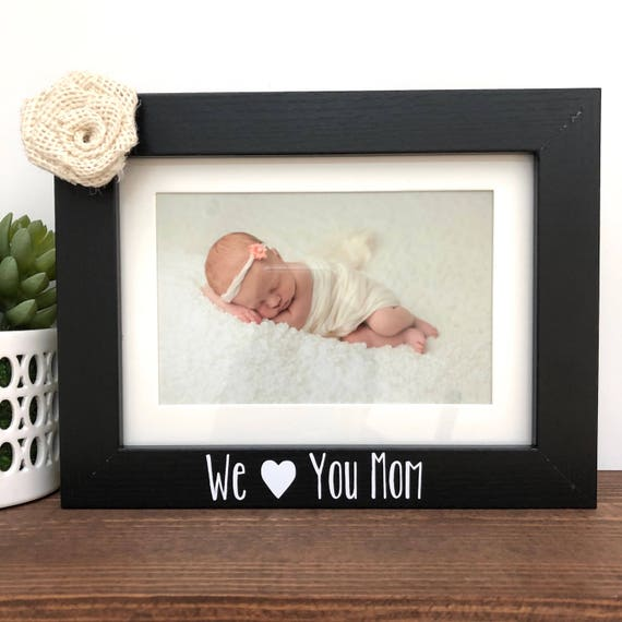 We Love Mommy Picture Frame Choice Image - origami instructions easy ...
