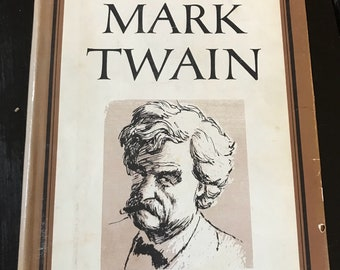 Vintage Hardback Edition The Family Mark Twain 1935
