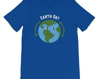 Earth Day Recycle T- Shirt Earth Shirt Recycling