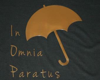 In Omnia Paratus | Gilmore Girls | Life and Death Brigade | Logan and Rory | Team Logan | Umbrella
