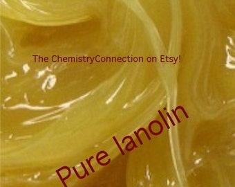 Pure Lanolin Anhydrous 1 Lb