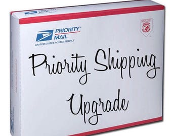 Priority EXPRESS Mail Upgrade via USPS