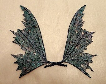 Fairy Wings-Myst-for Dolls or Bears  (Made to Order by Request)