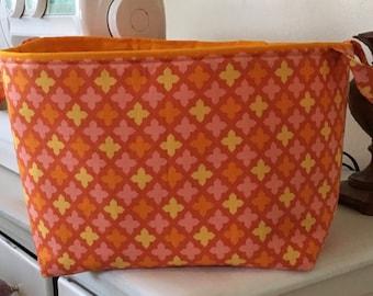 Fabric Bowl, Fabric Basket, Lined Fabric Basket, Project basket, Fabric Storage basket, , Easter basket, Fabric Easter basket or bowl
