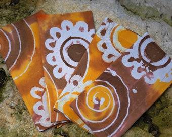 Batik Napkins 4pcs