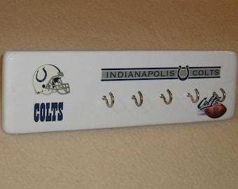 Indianapolis Colt's key rack