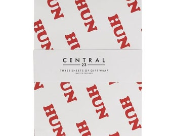 Central 23 Cute Wrapping Paper, Gift Wrap x 3