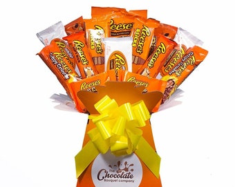 The Reeses Peanut Butter Chocolate Bouquet
