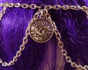 Zodiac Head chain (Virgo)