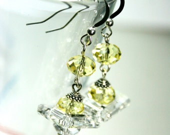 Lemon Ice Earrings