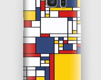 Case for Samsung S5, S6, S6 and S7, S7 + S8 S8 + A3, A5, J3, GP Note 4,5, 8, Mondrian 2