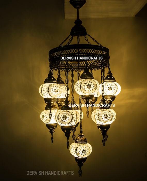 Free shipping turkish lamp chandelier lighting hanging lamp aloadofball Image collections