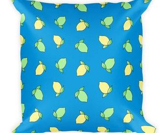 Lemon Lime Pillow
