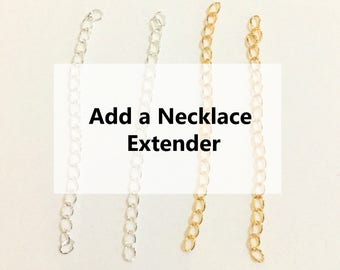 Add a Necklace Extender