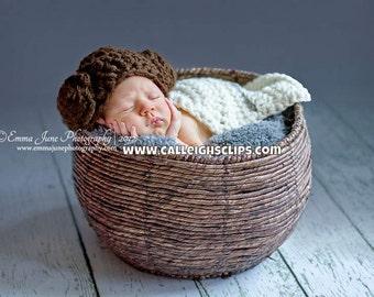 Instant Download  Crochet Pattern No. 77 - Rebel Princess hat and Cape set