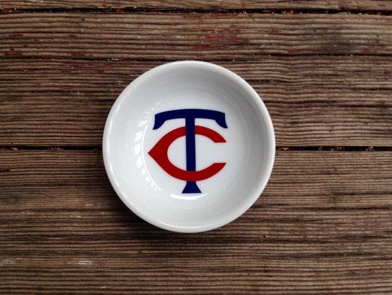 Ring Dish | Minnesota Twins | Groom Gift | Wedding | Engagement Gift | Jewelry Dish