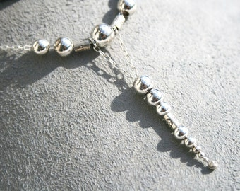 SILVER FALLS Sterling Necklace