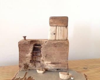 Driftwood Fisherman's cottage