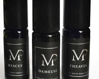 WELLNESS PACK - Dameuse, Theaves, & Rescue