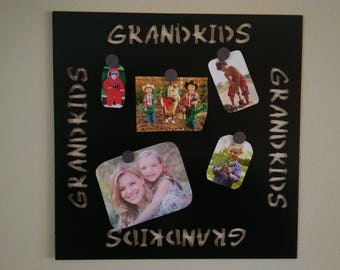 Magnetic Picture Display