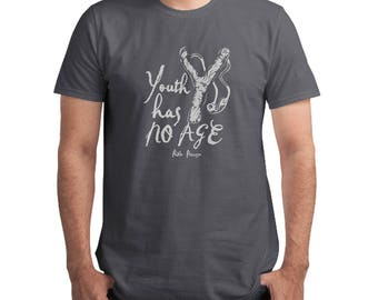 Youth Has No Age T-Shirt, Unisex