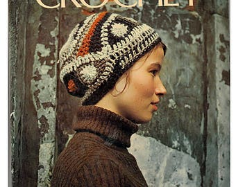 Pratical Modern Crochet 43 European projects by Vibeke Lind G 9971-000-5