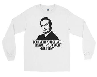 Believe in Yourselves Long Sleeve T-Shirt