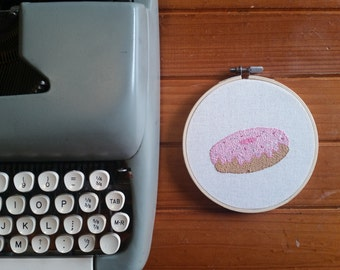 Donut Embroidery