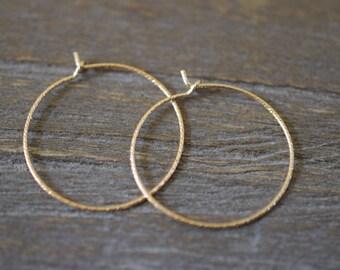 Gold Hoop Earrings/Boho Chic Earrings/ Sparkle Gold Hoop Earrings/Hoop Earrings/Ready to Ship/under 50/gift for her