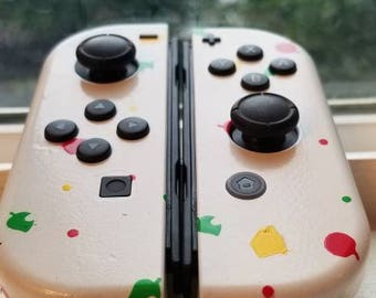 Animal Crossing Custom Joycons