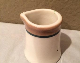 Vintage  Miniature Creamer Stamped on USA