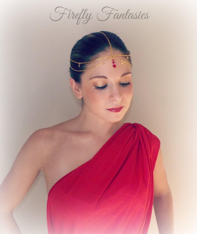 Enchanting Wedding Head Dress Ornament - Wedding Dress Ideas ...