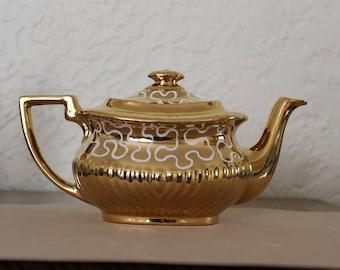 Vintage Georgian Gibsons England Tea Pot