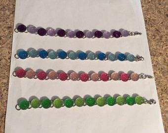 Pretty Colored Bracelets!