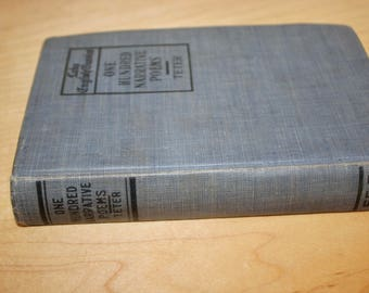 1918 One hundred narrative poems George Teter