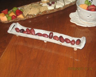 olive tray, hor devours,appetizer tray