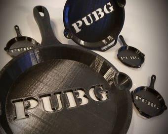 PUBG | Pan | PlayerUnknown's Battlegrounds | Iconic Pan | Gift | Gaming | Xbox | PC
