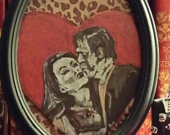 Love, The Munsters.