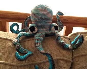 Amigurumi - Crochet Septopus - Crochet Animals