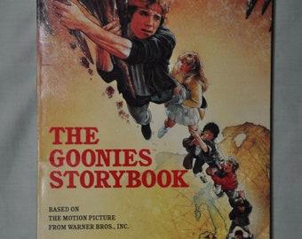 The Goonies Storybook - Based on Story by Steven Spielberg