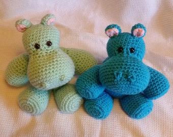 Free Amigurumi Hippo Pattern : Hippo pattern amigurumi hippo pattern hippo crochet